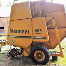 McMahan-Vermeer Round Baler