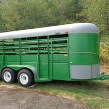74 Ranch Horse-4 horse trl