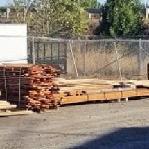 lumber & building supplies