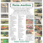 Uren Farm Auction-Randle, WA